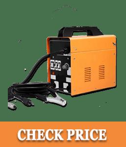 Goplus MIG Flux Core Wire Automatic Feed Welding Machine