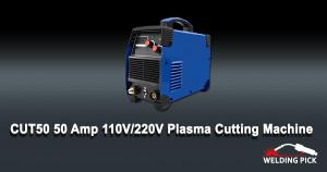 Plasma Cutter, CUT50 50 Amp 110V/220V Cutting Machine Review