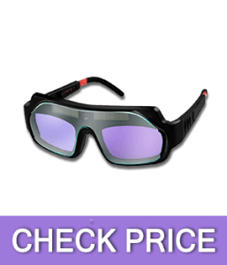 Professional Eye Protection PC Welder/Safety Glasses