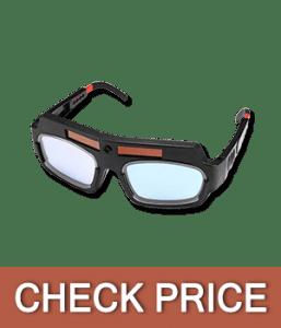 Auto Darkening Protective Safety Welding Glasses