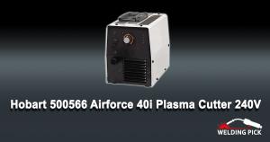 Hobart 500566 Airforce 40i Plasma Cutter 240V