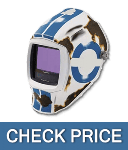 Miller Electric Digital Performance Auto Darkening Welding Helmet
