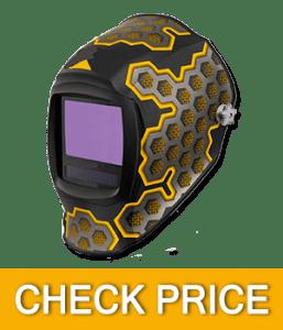 Miller Digital Infinity Welding Helmet with ClearLight Lens