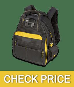 DEWALT DGL523 Lighted Tool Backpack Bag
