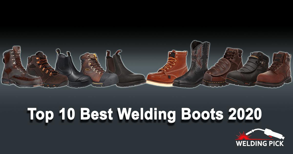 Best Welding Boots 2020