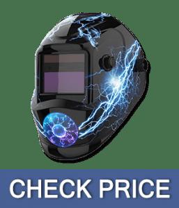 YESWELDER True Color Auto Darkening Welding Helmet