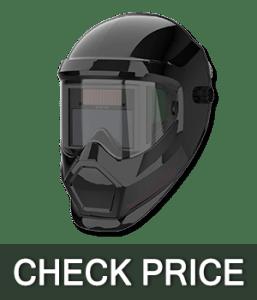 YESWELDER Anti Fog Auto Darkening Welding Helmet with SIDE VIEW