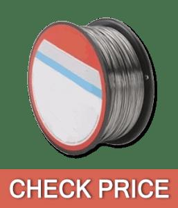 LINCOLN ELECTRIC CO ED031448 .030 NR-211, Lb Spool, Inner Shield Flux-Core Welding Wire, Black