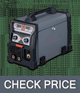 MTS-165, 165-Amp MIG/TIG-Torch/Stick Arc Combo Welder, Weld Aluminum (MIG) 110/230V Dual Voltage Welding