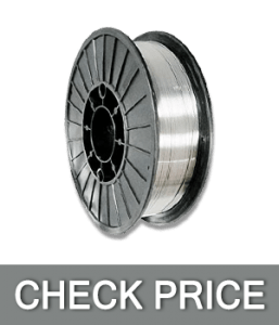 """Welding City E71T-11 Flux Core Gasless Mild Steel MIG Welding Wire 0.045"""" (1.2mm) 10-lb Spool"""