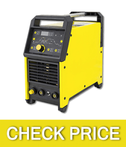 Weldpro Digital TIG ACDC 200GD Standard Euro Torch or optional CK Superflex Torch & Trigger Switch 200 Amp TIG/STICK Welder with Pulse Dual Voltage 220V/110V