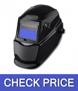 Lincoln Electric K3419-1 Glossy VAR 7-13 W/Grind ADF Helmet