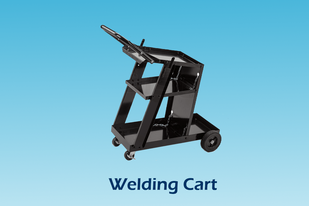 Why Are Welding Carts Angled