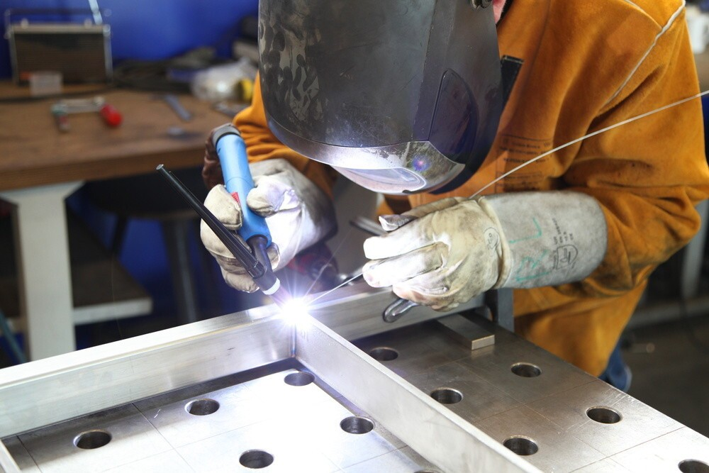 HOW TO WELD STAINLESS STEEL STICK