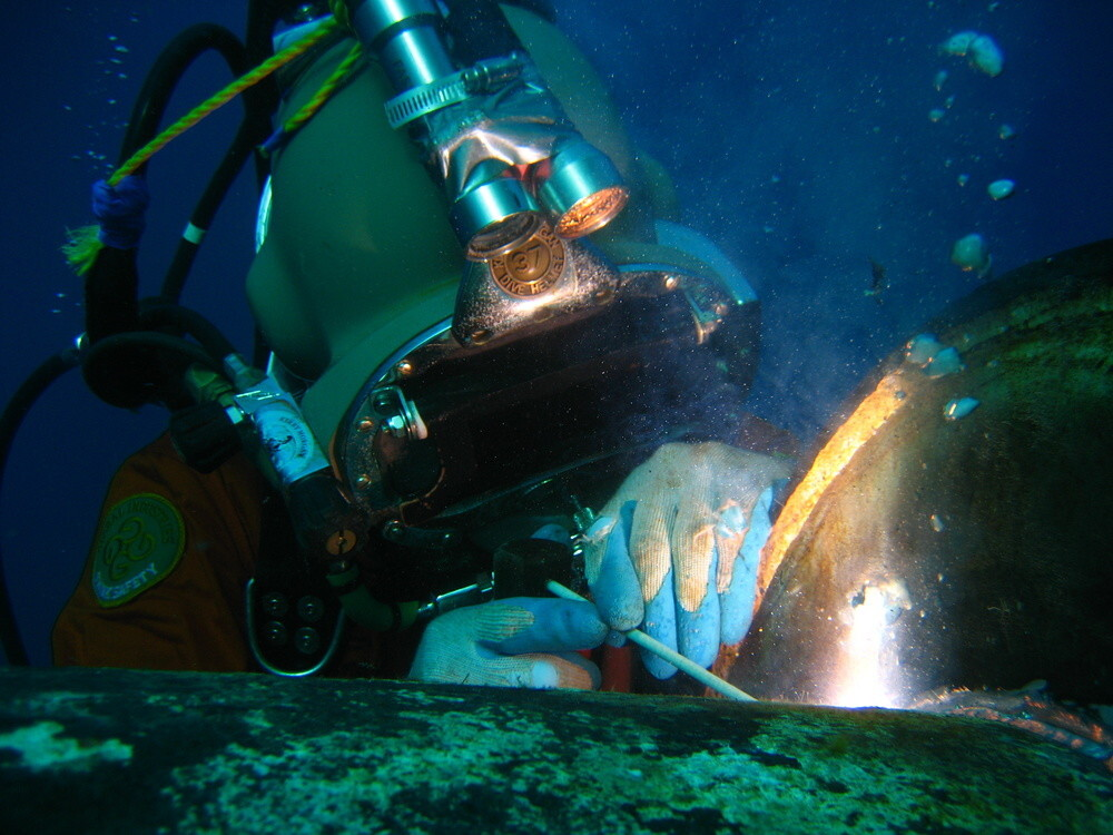 Why Is Underwater Welding So Dangerous?